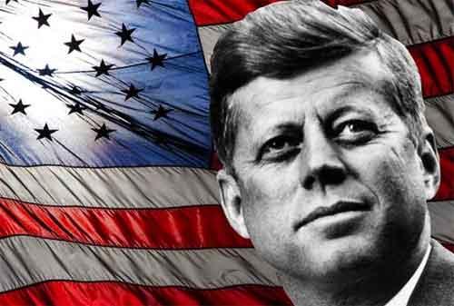 Belajar Mencapai Kesuksesan Hidup Melalui Kata-kata Bijak John F. Kennedy 01 - Finansialku