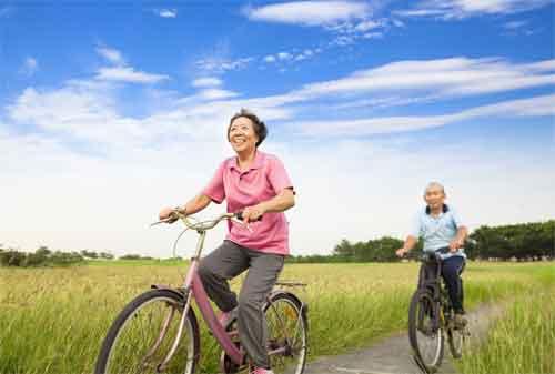 Bisa Berlarian Kesana-Kemari dan Tertawa Disaat Pensiun, Karena Perencanaan Dana Pensiun 02 - Finansialku