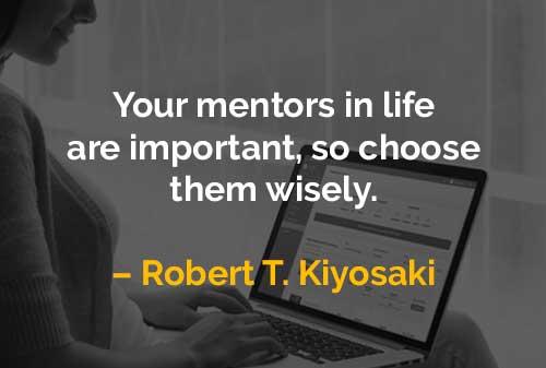Kata-kata Motivasi Robert T. Kiyosaki Mentor Dalam Hidup - Finansialku