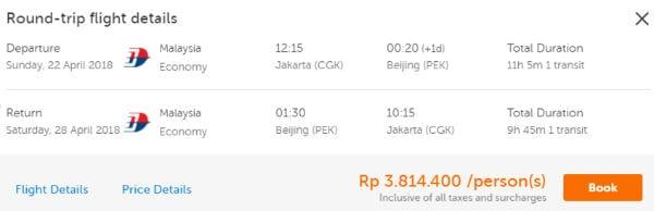 Kenali Tempat Wisata Di Beijing dan Siapkan Dana Liburan Anda 03 - Finansialku