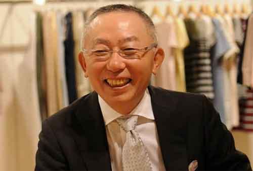 Kisah Sukses Tadashi Yanai, Pendiri Uniqlo 05 - Finansialku