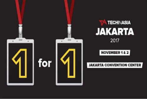 Konferensi Tech In Asia 2017, Jangan Lupa Mampir Ke Booth Finansialku.Com
