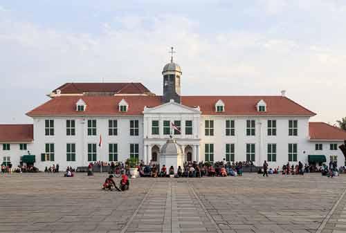 Wisata Jakarta - #36 Museum Fatahillah - Finansialku