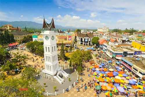 10 Kota Terindah di Indonesia yang Perlu Anda Kunjungi 01 - Finansialku