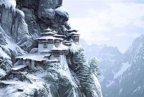 12 Tempat Menikmati Musim Salju di Asia saat Liburan Akhir Tahun 05 - Finansialku