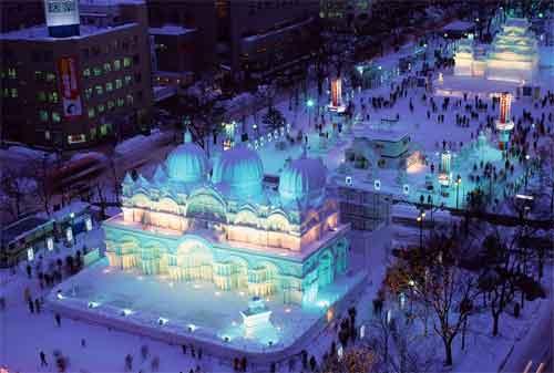 12 Tempat Menikmati Musim Salju di Asia saat Liburan Akhir Tahun 11 - Finansialku