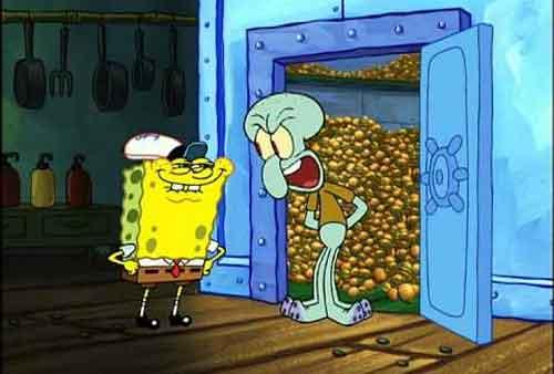 9 Nilai Kehidupan dan Pelajaran Cara Berbisnis dari SpongeBob SquarePants! 03 - Finansialku