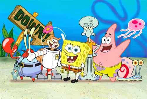 9 Nilai Kehidupan dan Pelajaran Cara Berbisnis dari SpongeBob SquarePants! 07 - Finansialku