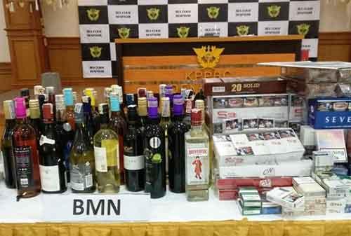Apa Saja Barang Bawaan yang Bisa Kena Bea Cukai di Bandara 03 Rokok dan Alkohol - Finansialku