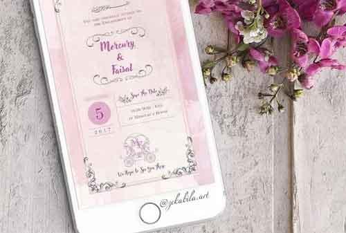 Cara Menghemat Biaya Pernikahan 03 Undangan Pernikahan Online - Finansialku