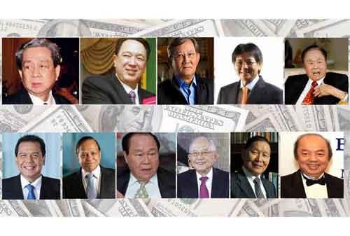 Inilah Daftar 10 Orang Terkaya di Indonesia Versi Forbes 01 - Finansialku
