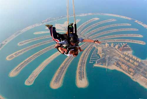 Kehidupan di Dubai 02 Dubai Palm Jumeirah - Finansialku