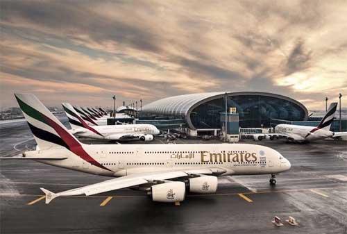 Kehidupan di Dubai 03 Emirates - Finansialku