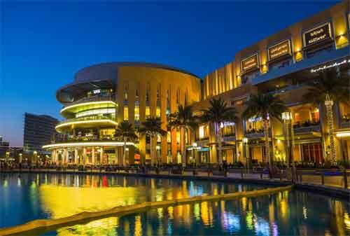 Kehidupan di Dubai 07 Dubai Mall - Finansialku