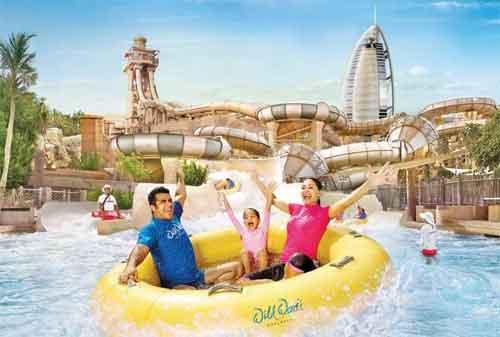 Kehidupan di Dubai 14 Wild Wadi - Finansialku