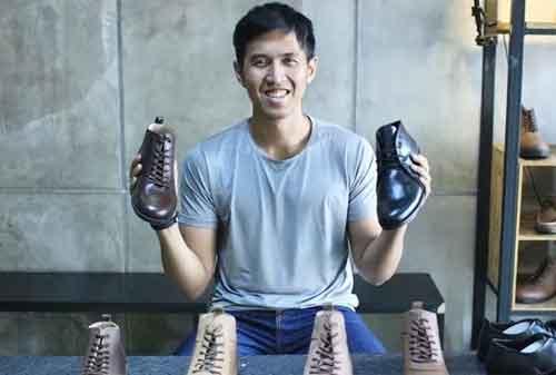Kisah Sukses Yukka Harlanda, Pendiri Brodo Sepatu Kulit Pria 03 - Finansialku