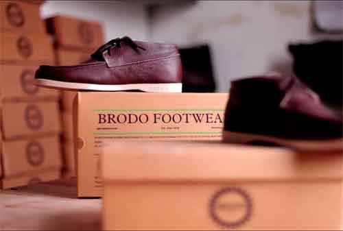 Kisah Sukses Yukka Harlanda, Pendiri Brodo Sepatu Kulit Pria 04 - Finansialku