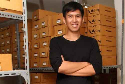Kisah Sukses Yukka Harlanda, Pendiri Brodo Sepatu Kulit Pria 05 - Finansialku