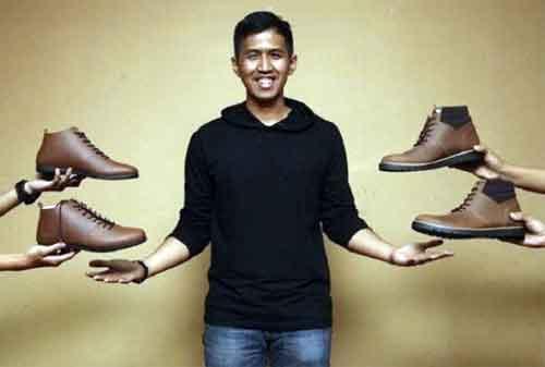 Kisah Sukses Yukka Harlanda, Pendiri Brodo Sepatu Kulit Pria 07 - Finansialku