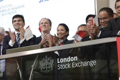 Komodo Bond di Bursa London, Indikasikan Minat Investasi Asing 01 - Finansialku