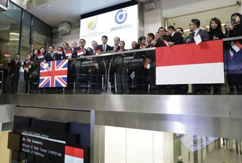 Komodo Bond di Bursa London, Indikasikan Minat Investasi Asing 02 - Finansialku