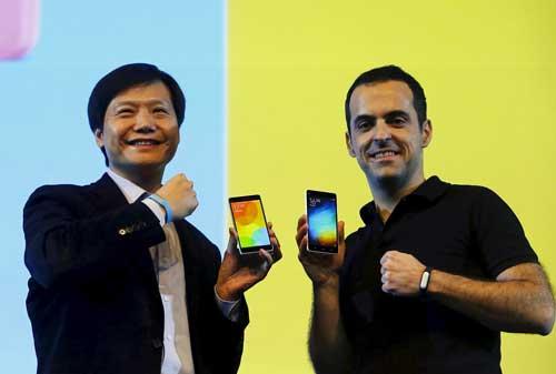 Lei Jun Xiaomi 05 Finansialku