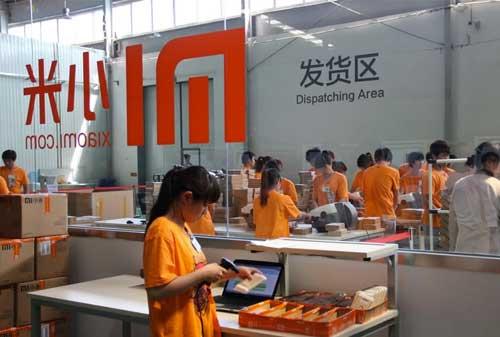 Lei Jun Xiaomi 08 Finansialku