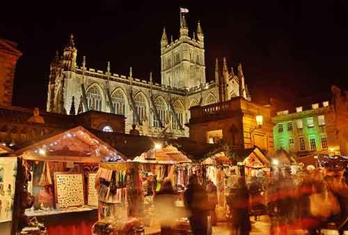Liburan Natal Bath Inggris - Finansialku