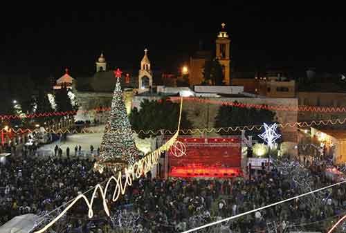 Liburan Natal Bethlehem Yerusalem - Finansialku