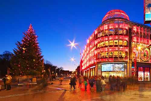 Liburan Natal Dublin Irlandia - Finansialku