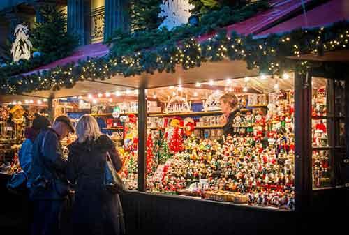 Liburan Natal Edinburgh Skotlandia - Finansialku