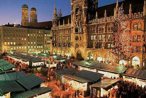 Liburan Natal Munich Jerman - Finansialku