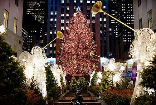 Liburan Natal New York Amerika - Finansialku
