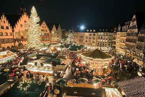 Liburan Natal Nurumberg Jerman - Finansialku