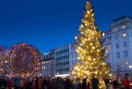 Liburan Natal Reykjavik Islandia - Finansialku