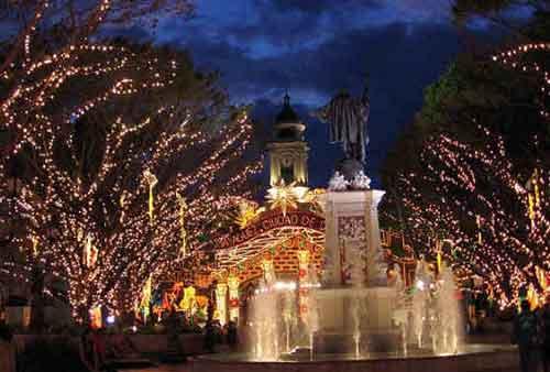Liburan Natal Santa Juan Puerto Rico - Finansialku
