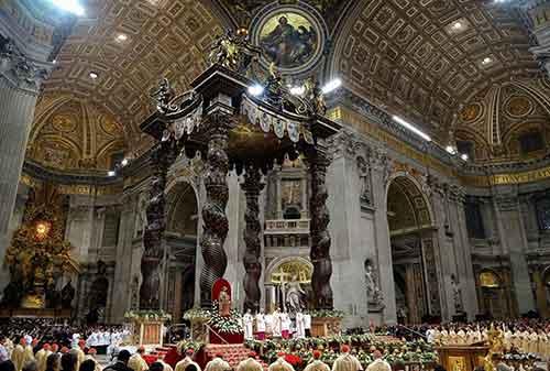 Liburan Natal Vatican City Italia - Finansialku