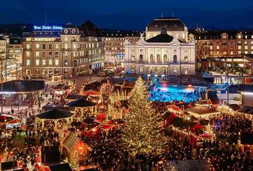 Liburan Natal Zurich Swiss - Finansialku