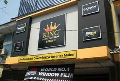 Mari Melihat King Auto Interior, Bagian dari King Auto Grup yang Meraja di Bisnis Otomotif 01 - Finansialku