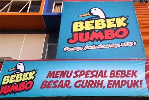 Mengenal Franchise Bebek Jumbo, yang Menawarkan Menu Jumbo dengan Potensi Menakjubkan 01 - Finansialku