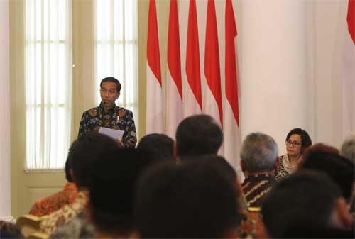 Program Cash For Work Jokowi Diprediksi Akan Genjot Ekonomi Daerah 01 - Finansialku