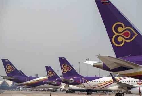 Punya Rencana Liburan ke Thailand 02 Penerbangan Thai - Finansialku