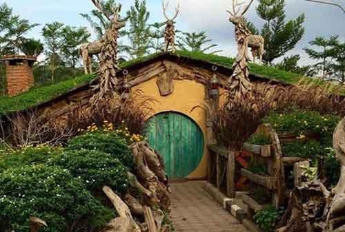 Rumah Hobbit Bandung 01 - Finansialku