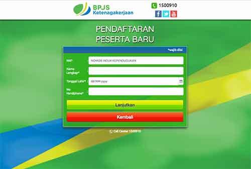 Sekarang Kita Sudah Bisa Daftar BPJS Ketenagakerjaan Online 05 Finansialku