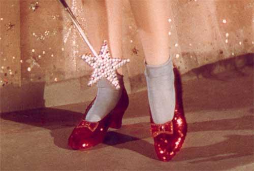 Sepatu Termahal di Dunia 08 Original Ruby Slippers - Finansialku