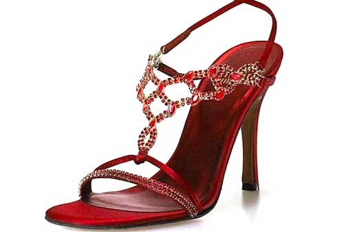 Sepatu Termahal di Dunia 12 Stuart Weitzman Ruby - Finansialku