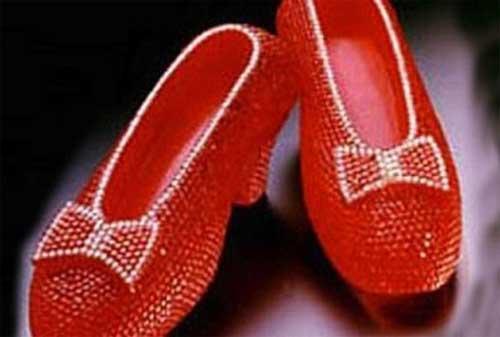 Sepatu Termahal di Dunia 16 Harry Winston Ruby - Finansialku