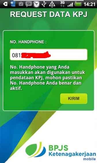 Sudah Tahu Panduan Cek Saldo BPJS Dengan BPJSTK Mobile 09 - Finansialku