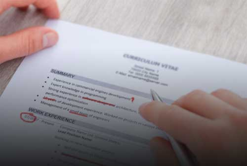 Tips dan Trik Membuat Daftar Riwayat Hidup yang Oke untuk Melamar Kerja! 01 - Finansialku