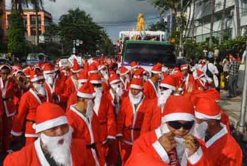 Tradisi Natal Unik Indonesia Kunci Taon 06a Finansialku